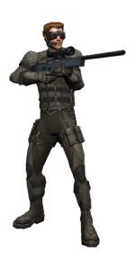 Commando_Silhouette